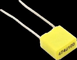 100nF polyesterkondensator