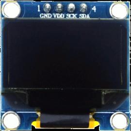 "0.96"" OLED, 128X64 SSD1306"