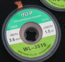 Avlödningsfläta, 3.5mm