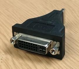 Adapter DVI till HDMI