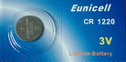 Batteri, CR1220