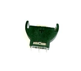 Batterikontakt, CR2032 (stående)