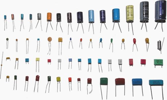 Kondensatorer