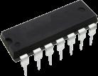NE556 dual timer DIP14