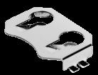 Batterihållare, CR2032 (ytmonterad)