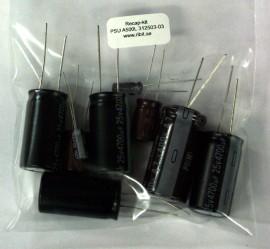 Recap-kit PSU A500 Light 312503-03